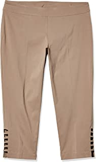 SLIM-SATION womens M20710PW Casual Pants