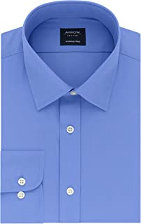 Men's Dress Shirt Poplin (Available in Regular, Slim, Fitted, and Extreme Slim Fits)