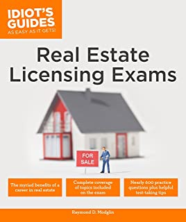 Real Estate Licensing Exams (Idiot's Guides)