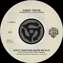 White Christmas Makes Me Blue / Pretty Paper [Digital 45]