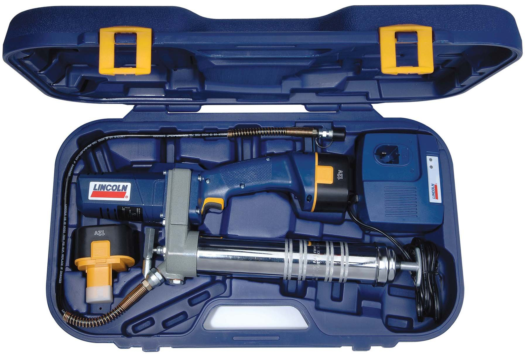 Lincoln Lubrication 1244 PowerLuber Cordless