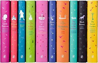Children's Puffin Set - 10 Books (Puffin Classics)