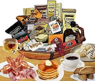Hearthside Breakfast Basket with Bacon & Ham