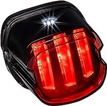 Harley LED Brake Tail Light [DOT Approved] [Claw-Design] [Plug-n-Play] - License Running Brake Light for Harley Davidson Electra Glide Road King Dyna Heritage Softail Fatboy Sportster Road Glide