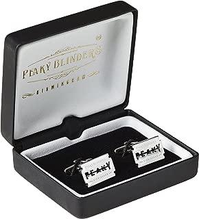 Peaky Blinders Cufflinks with Presentation Box