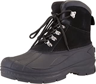 Men's Ben Waterproof Winter Snow and Hiking Lace up Boot