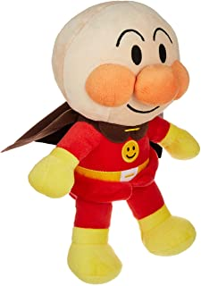 SEGA TOYS Anpanman Softly N Smile Stuffed S Plus Anpanman