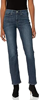 Women's Curvy Totally Shaping Straight Jeans