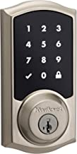 Kwikset SmartCode 916 Series Zigbee Touchscreen Deadbolt, Satin Nickel (99160-008)