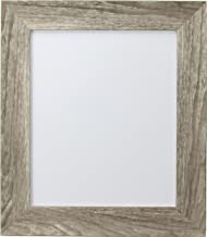 FRAMES BY POST Hygge Picture Photo Frame, Plastic, Grey Ash, 50 x 23 cm