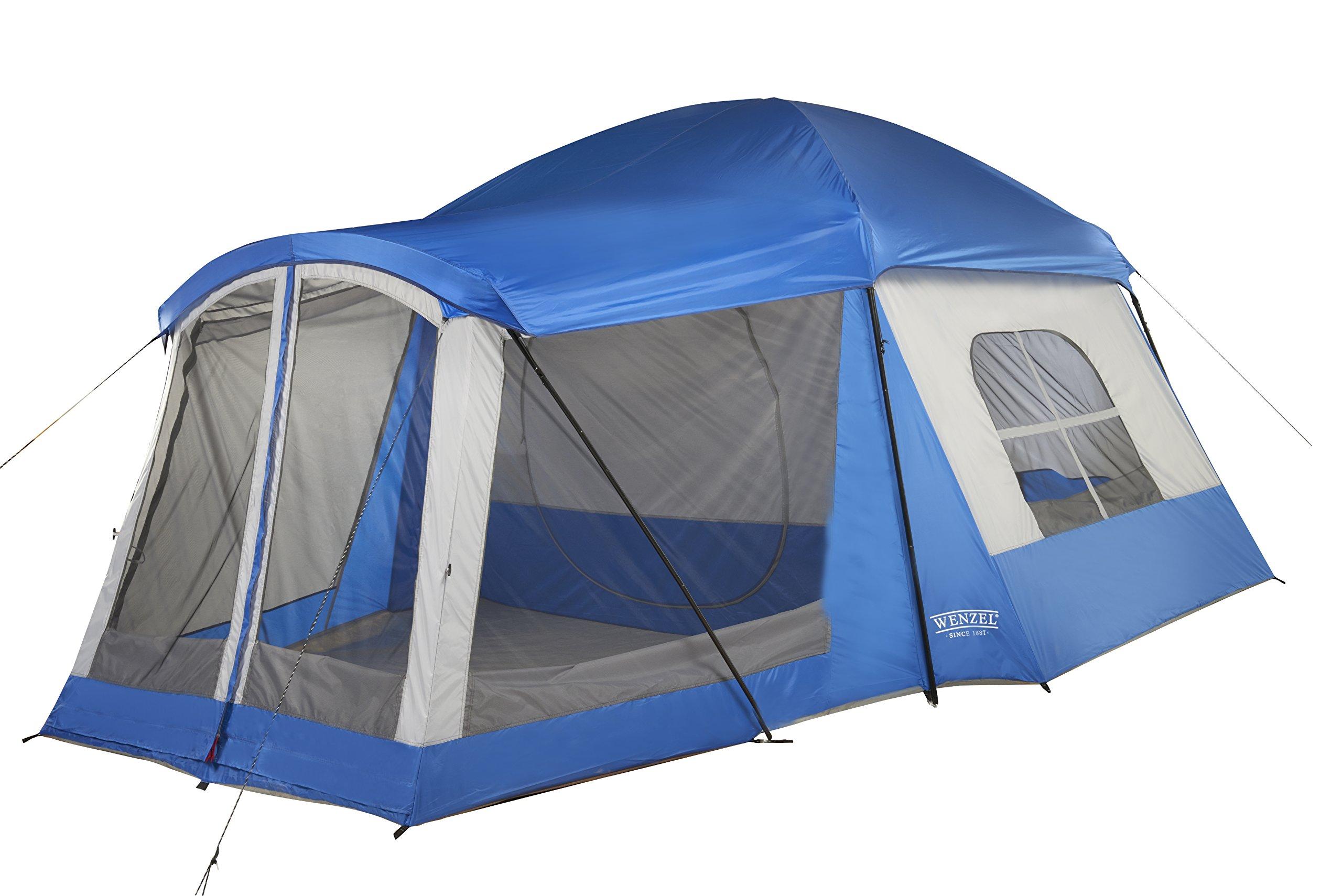 Wenzel Person Klondike Tent Blue