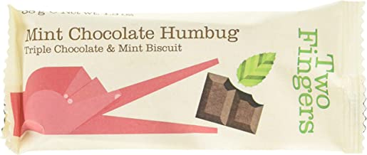 Artisan Biscuits Two Fingers Mint Chocolate Humbug Biscuits, 38 g