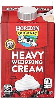Best Horizon Organic, Heavy Whipping Cream, Pint, 16 oz Review