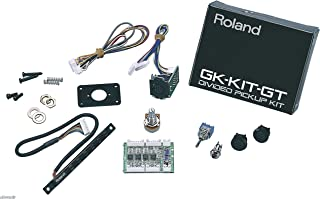 Roland 6 String Permanent Divided Pickup Solid Body Guitars (GK-KIT-GT3), Ambidextrous