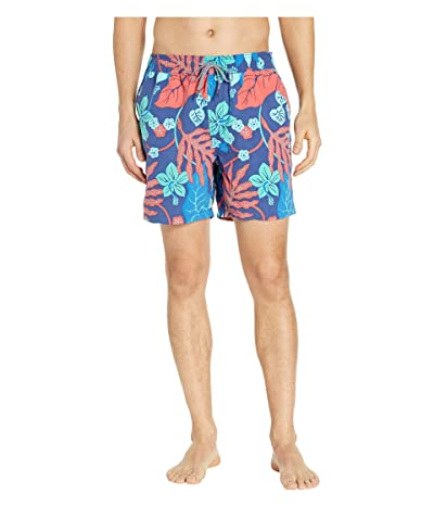 Reyn Spooner San Clemente Swim Trunks (Daphne) Men