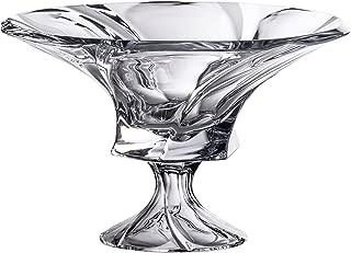 Aurum Bohemia Crystal Footed Bowl Mozart, 12