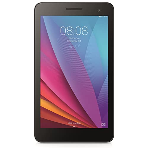 Huawei MediaPad T1 7.0 Tablet-PC WiFi (17,8 cm (7 Zoll) IPS-Display, Quad-Core-Prozessor, 8 GB interner Speicher, Android 4.4) weiß