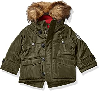 Baby Boys Puffer Jacket