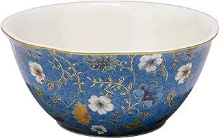 "Certified International 15922 Exotic Garden Deep Bowl 11"" x 4.75"", Ceramic, Multicolor"
