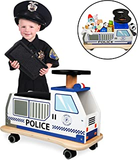 Best wooden ride on cars Reviews