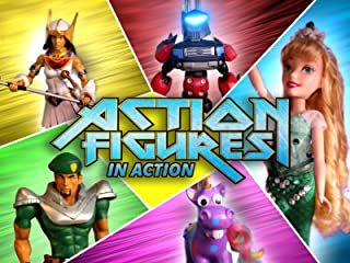 Action Figures in Action - Season 1