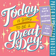Best daily quote calendar 2019 Reviews