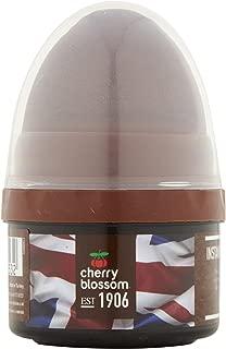 Cherry Blossom Self Shine Cream Shoe Polish / Brown / 2.02 oz / w Built- in Applicator