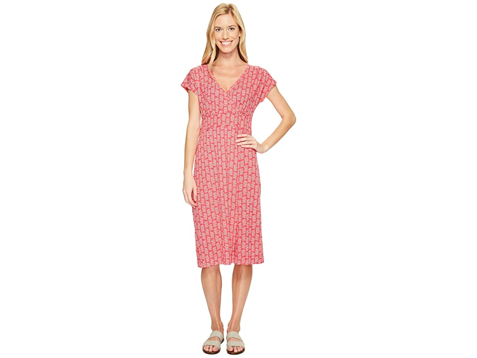 Royal Robbins Essential Tencel(r) Dash Dress (Punch) Women
