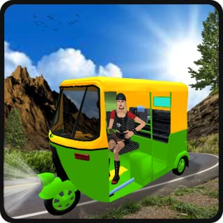Auto Driving Game