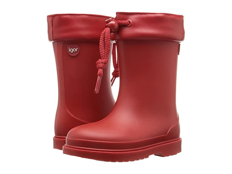 Igor W10100 (Toddler/Little Kid) (Red) Girl