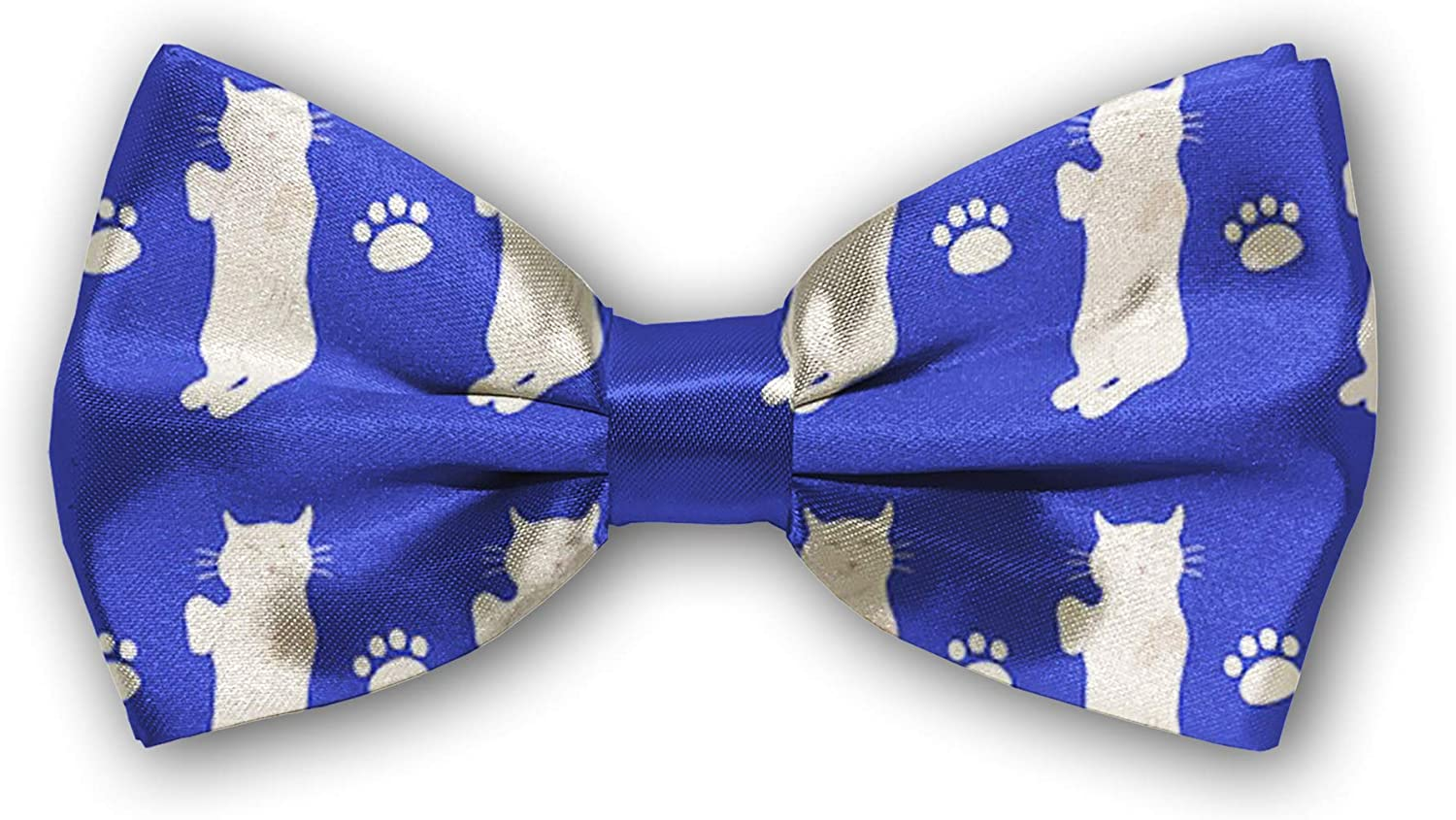 Bow Tie Tuxedo Butterfly Cotton Easy-to-use for Boys Bowtie Adjustable Mens High order