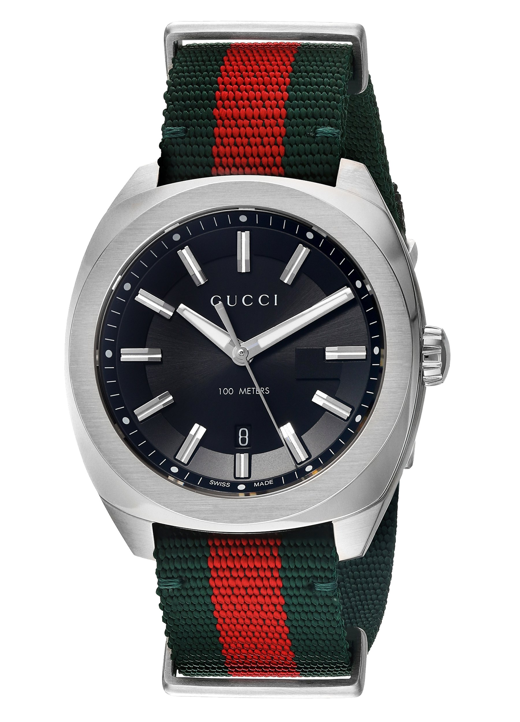 Gucci Swiss Quartz Stainless Steel