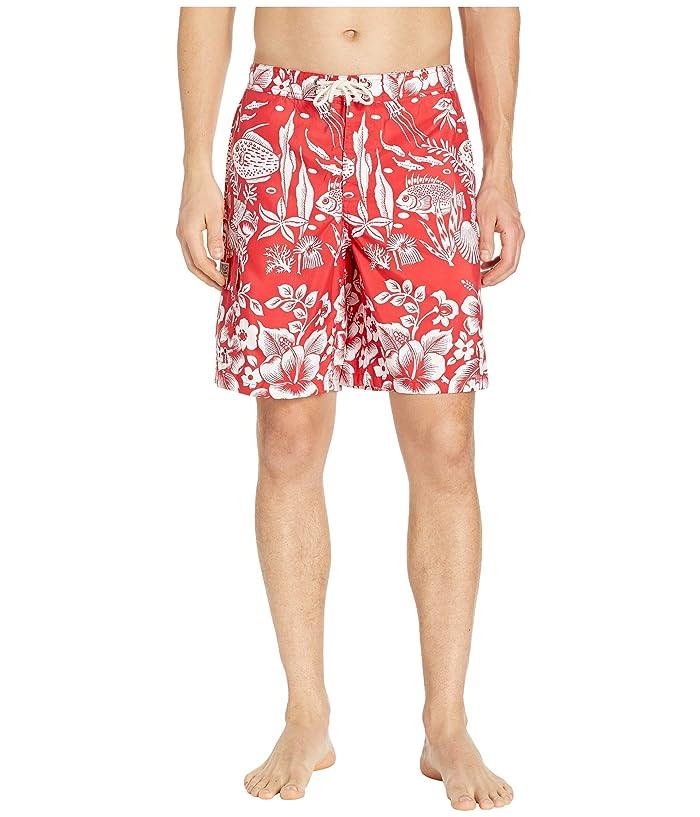 Polo Ralph Lauren Kailua Swim Trunks (Underwater Coral) Men