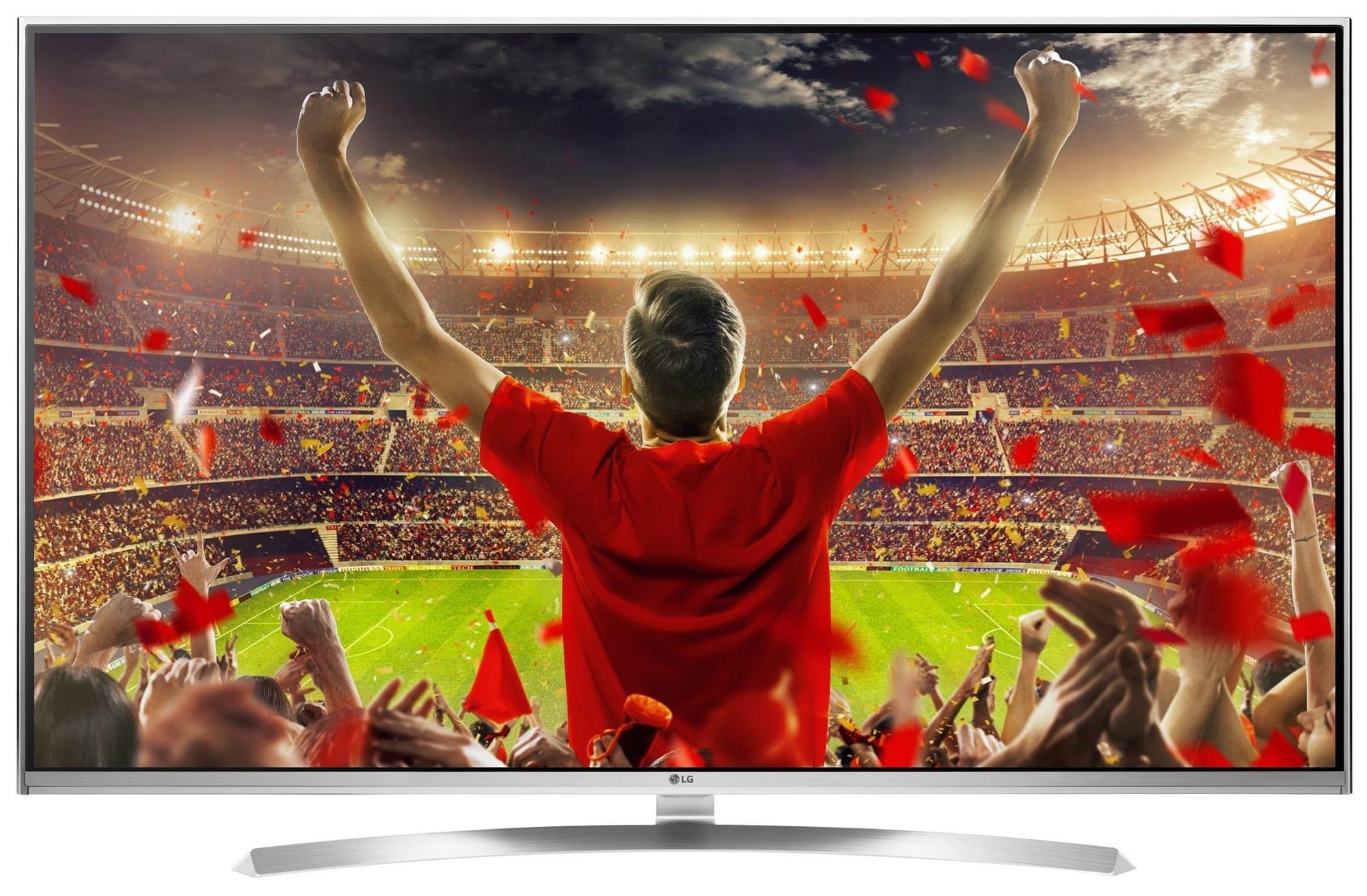LG 55UH7707 LED TV 139.7 cm (55