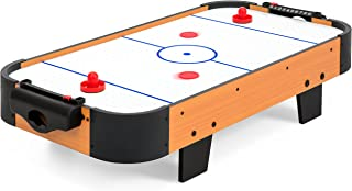 Best Choice Products 40in Air Hockey Arcade Table for Game Room, Living Room w/Electric Fan Motor, 2 Sticks, 2 Pucks