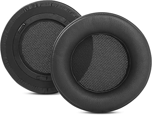 lowest Ear Pads Compatible with Corsair popular Virtuoso RGB Wireless SE Gaming Headset-Memory Foam Earcups Cushions Replacement outlet sale (Black) sale
