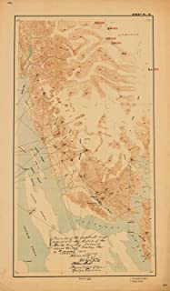 Map - Sheet No. 13, 1903 NOAA Topographic Map - Alaska (AK) - Vintage Wall Art - 36in x 63in