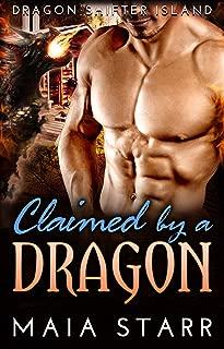 Claimed By A Dragon (Dragon Shifter Island)