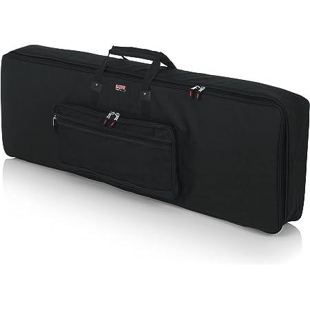 Gator Cases Padded Keyboard Gig Bag; Fits 88 Note Keyboards (GKB-88)