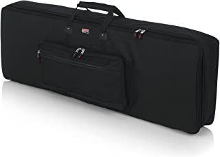 Gator Cases Padded Keyboard Gig Bag; Fits 88 Note Keyboards
