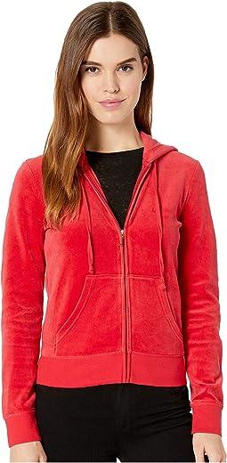 Robertson Velour Jacket