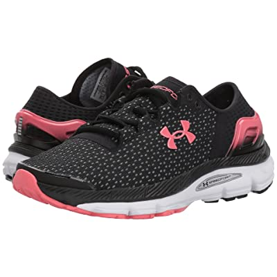 Under Armour UA SpeedForm(r) Intake 2 (Black/Steel/Success) Women