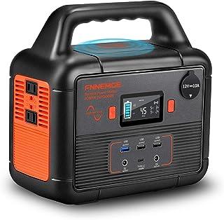 $159 » Sponsored Ad - FNNEMGE 300W Portable Power Station (350W Peak), 266Wh Solar Outdoor Generator, 72000mAh 60W PD Power Bank ...