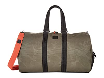 Herschel Supply Co. Novel (Dusty Olive/Tonal Camo) Duffel Bags