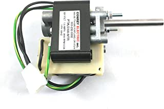 Nutone replacement motor for LS100 (SE), LS80 (SE) & LS50 {Square body, 3 Prong plug motor only).Warning - There are 2 different motors for this application. For round motor see our other listing.