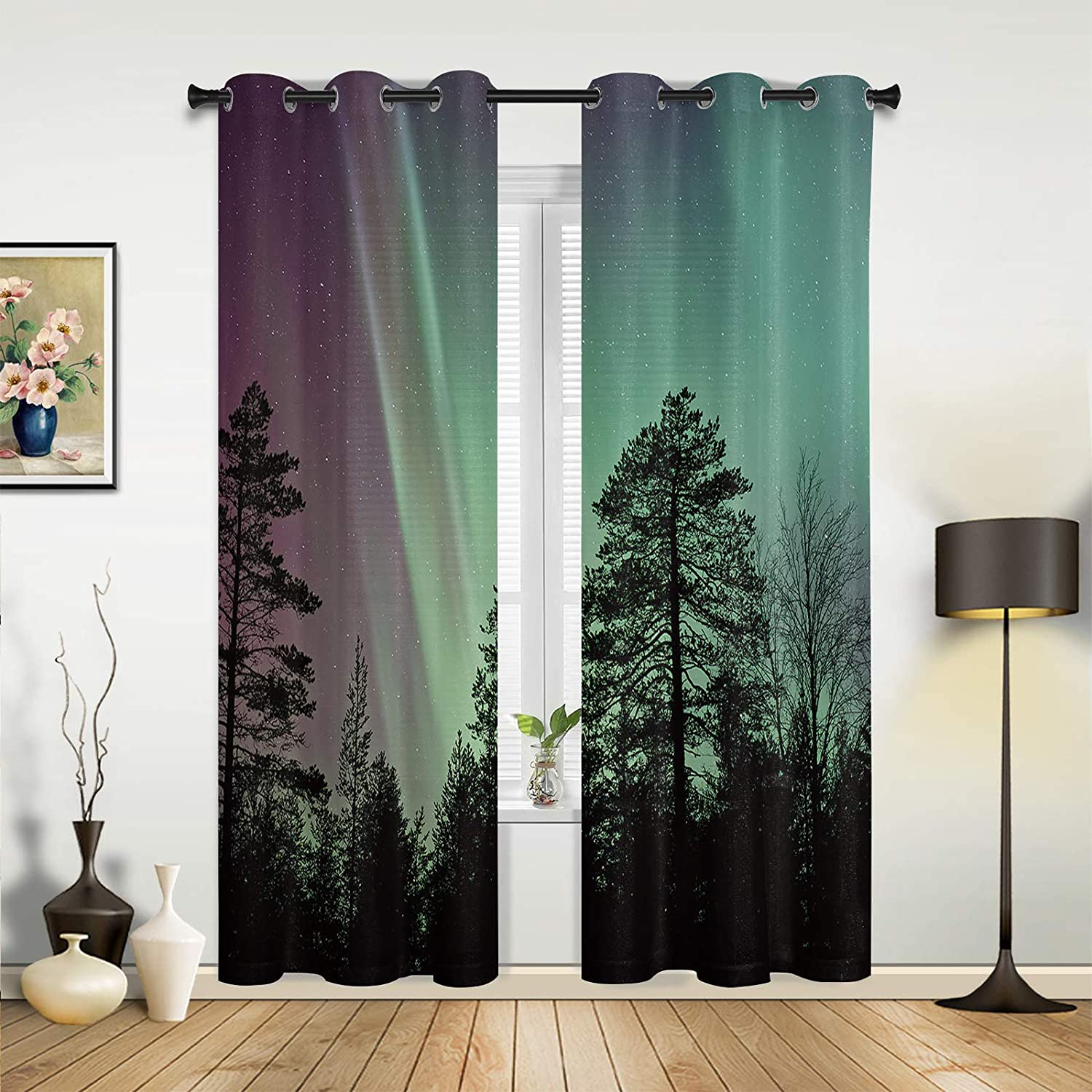 Window Sheer Award Credence Curtains for Bedroom Mysterious Room Living Dreamy