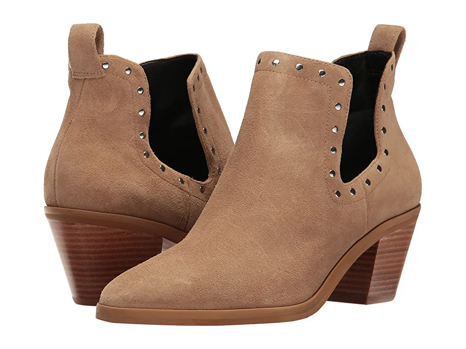 Rebecca Minkoff Lana (Taupe Oiled Suede) High Heels