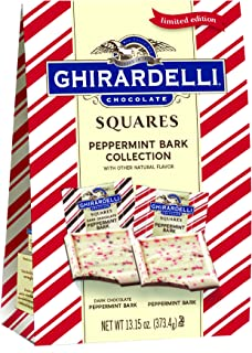 Ghirardelli Peppermint Bark Xl Bag, 13.15 Ounce