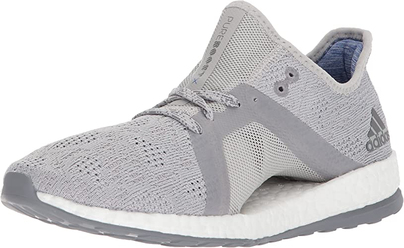 Adidas Wohommes Pureboost X Element Running chaussures, gris Two gris Three bleu, 11.5 M US