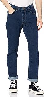 Lee Brooklyn Jeans, Dark Stonewash, 42W Regular Uomo